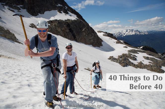 glacier hike whistler mountain