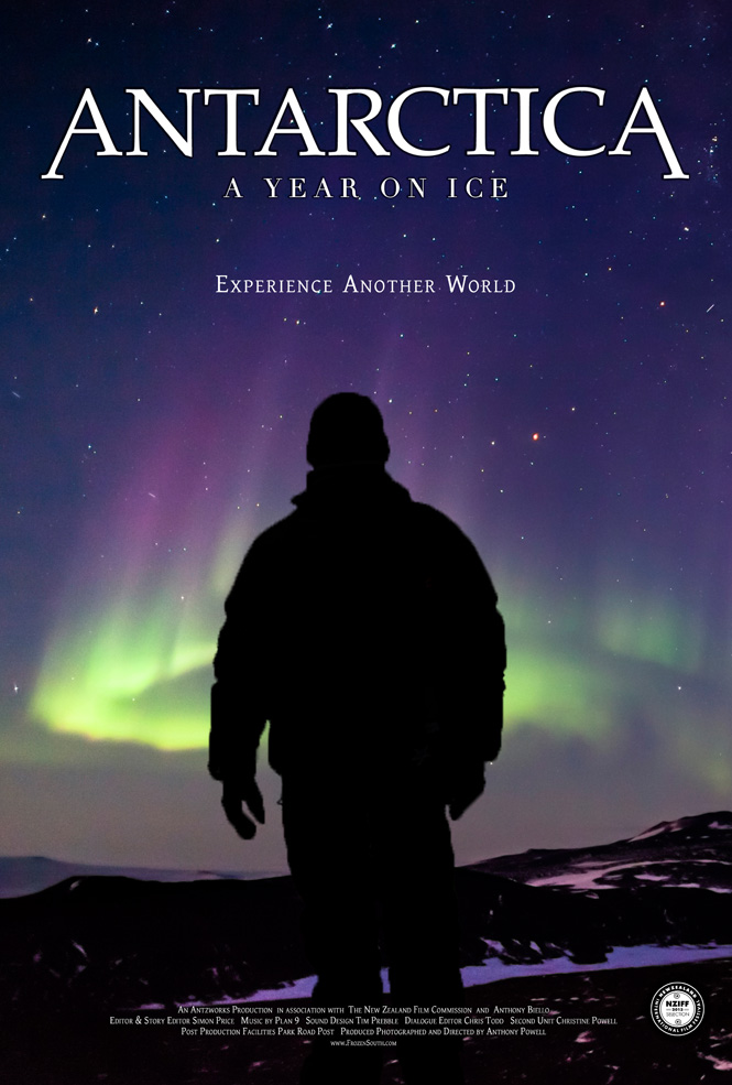 Antarctica A Year on Ice movie poster