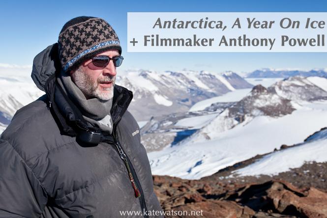 Filmmaker Anthony Powell
