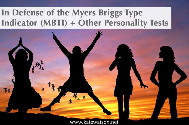 In Defense of Myers Briggs + Personality Assessments
