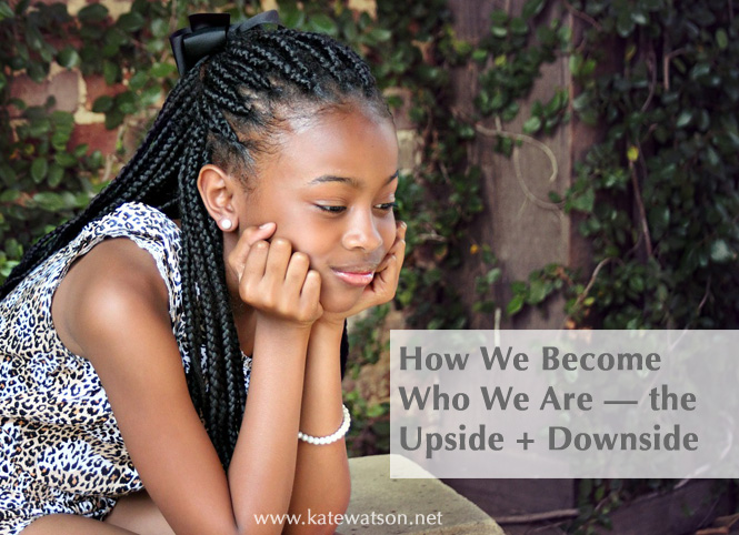How We Become Who We Are