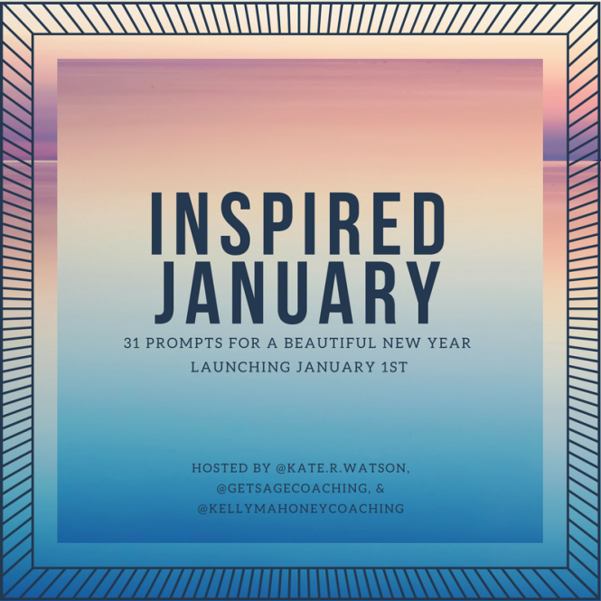 Inspired January 2018